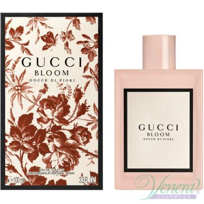 Gucci Bloom Gocce di Fiori EDT 100ml за Жени Дамски Парфюми