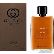 Gucci Guilty Absolute EDP 50ml за Мъже