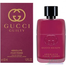 Gucci Guilty Absolute Pour Femme EDP 30ml за Жени