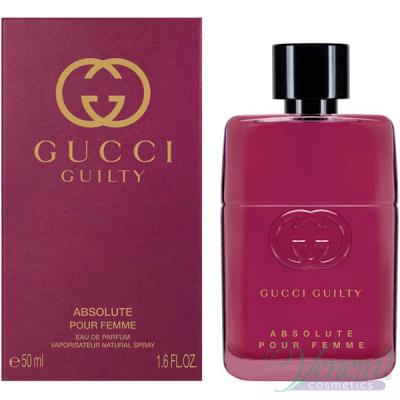 Gucci Guilty Absolute Pour Femme EDP 50ml за Жени Дамски Парфюми