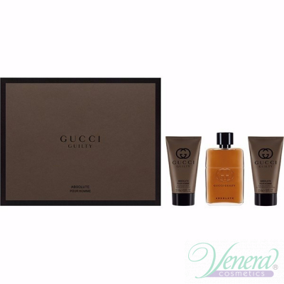 Gucci Guilty Absolute Комплект (EDP 50ml +...