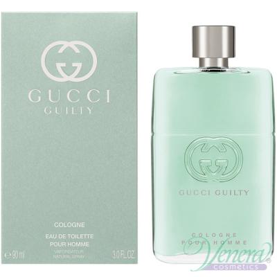 Gucci Guilty Cologne Pour Homme EDT 90ml за Мъже