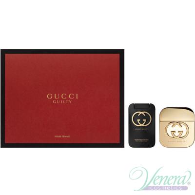 Gucci Guilty комплект (EDT 50ml + BL 100ml) за Жени За Жени