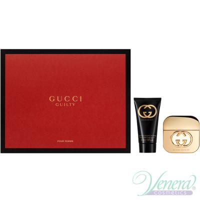 Gucci Guilty комплект (EDT 30ml + BL 50ml) за Жени За Жени