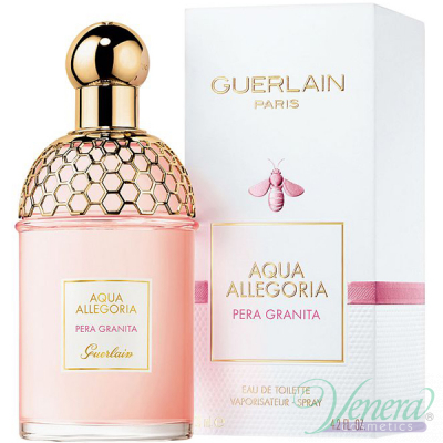 Guerlain Aqua Allegoria Pera Granita EDT 125ml for Women Without Package Women's Fragrances without package
