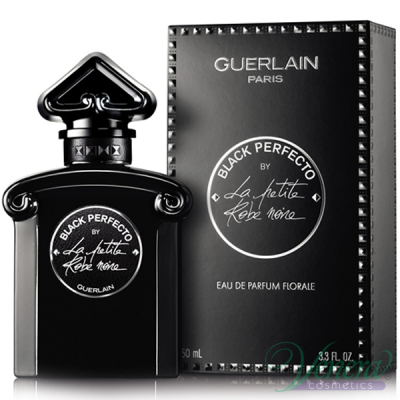 Guerlain Black Perfecto by La Petite Robe Noire EDP Florale 50ml за Жени Дамски Парфюми