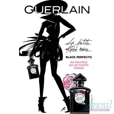 Guerlain Black Perfecto by La Petite Robe Noire EDT Florale 100ml за Жени Дамски Парфюми