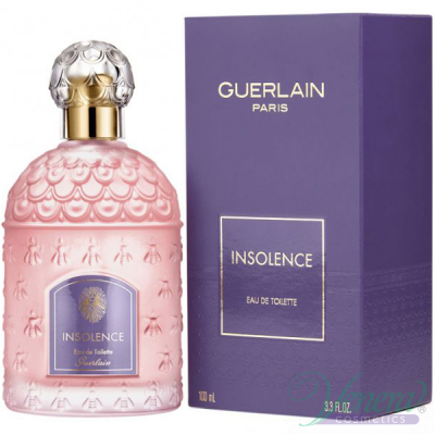 Guerlain Insolence EDT 100ml за Жени Дамски Парфюми
