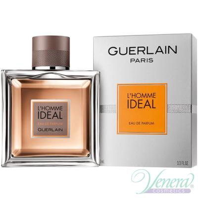 Guerlain L'Homme Ideal Eau de Parfum EDP 50ml за Мъже Мъжки Парфюми