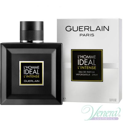 Guerlain L'Homme Ideal L'Intense EDP 50ml за Мъже Мъжки Парфюми