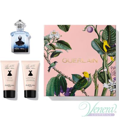 Guerlain La Petite Robe Noire Intense Комплект (EDP 50ml + Body Milk 75ml + Shower Gel 75ml) за Жени Дамски Комплекти