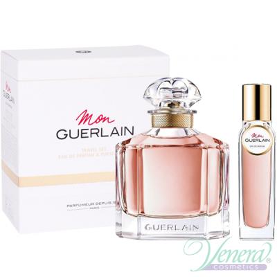 Guerlain Mon Guerlain Комплект (EDP 100ml + EDP 15ml) за Жени