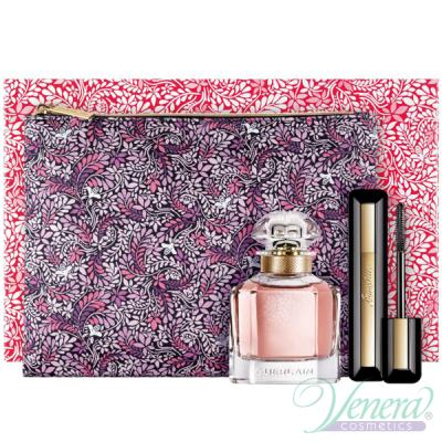 Guerlain Mon Guerlain Комплект (EDP 50ml + Mascara 8,5ml + Bag) за Жени