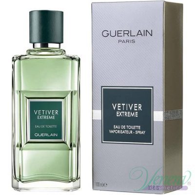 Guerlain Vetiver Extreme EDT 100ml за Мъже