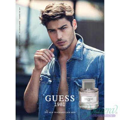 Guess 1981 EDT 50ml for Men Without Package Men's Fragrances without package