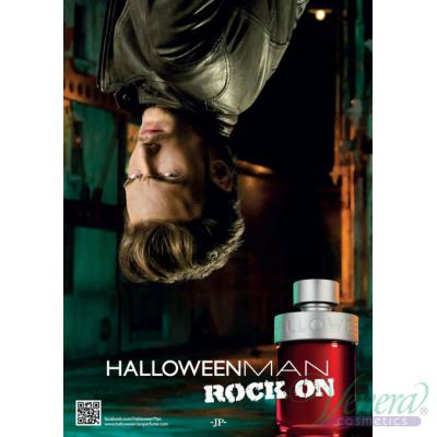 Halloween Man Rock On EDT 125ml за Мъже БЕЗ ОПАКОВКА Мъжки Парфюми БЕЗ ОПАКОВКА