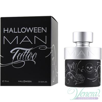 Halloween Man Tattoo EDT 75ml за Мъже Мъжки Парфюми