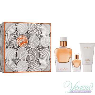 Hermes Jour d'Hermes Absolu Комплект (EDP 50ml + EDP 7,5ml + BL 30ml) за Жени Дамски Комплекти
