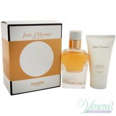 Hermes Jour d'Hermes Absolu Комплект (EDP 50ml + BL 30ml) за Жени