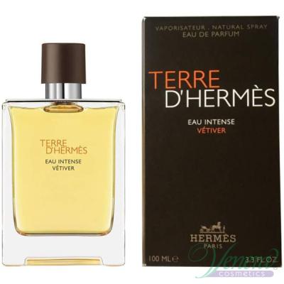Hermes Terre D'Hermes Eau Intense Vetiver EDP 50ml за Мъже Мъжки Парфюми