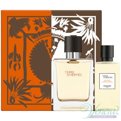 Hermes Terre D'Hermes Set (EDT 50ml + SG 4...