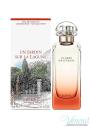 Hermes Un Jardin Sur La Lagune Комплект (EDT 50ml + BL 40ml + SG 40ml) за Мъже и Жени