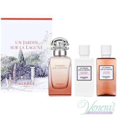 Hermes Un Jardin Sur La Lagune Комплект (EDT 50...