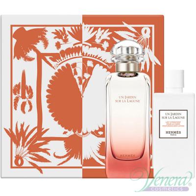 Hermes Un Jardin Sur La Lagune Комплект (EDT 10...