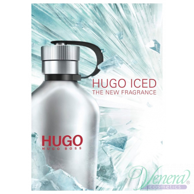 Hugo Boss Hugo Iced EDT 125ml за Мъже Мъжки Парфюми