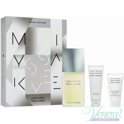 Issey Miyake L'Eau D'Issey Pour Homme Set (EDT ...