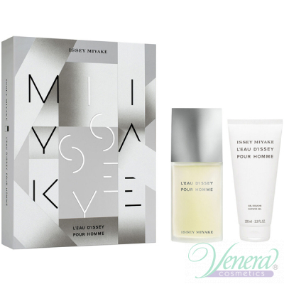Issey Miyake L'Eau D'Issey Pour Homme Комплект ...