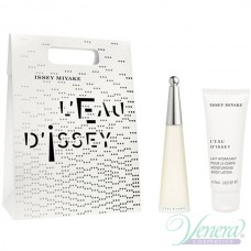 Issey Miyake L'Eau D'Issey Комплект (EDT 25ml + BL 75ml) за Жени