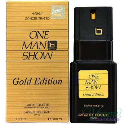 Jacques Bogart One Man Show Gold Edition EDT 100ml за Мъже Мъжки Парфюми