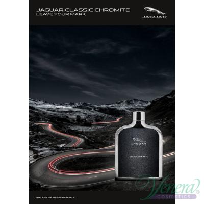 Jaguar Classic Chromite EDT 100ml за Мъже БЕЗ ОПАКОВКА Мъжки Парфюми без опаковка