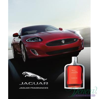 Jaguar Classic Red EDT 100ml за Мъже БЕЗ ОПАКОВКА