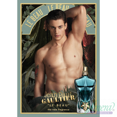 Jean Paul Gaultier Le Beau EDT 125ml за Мъже БЕЗ ОПАКОВКА Мъжки Парфюми без опаковка