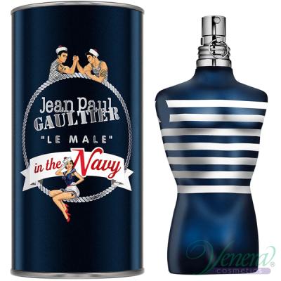 Jean Paul Gaultier Le Male In The Navy EDT 125ml за Мъже