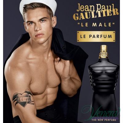 Jean Paul Gaultier Le Male Le Parfum Set (EDP 1...