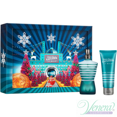 Jean Paul Gaultier Le Male Set (EDT 75ml +...