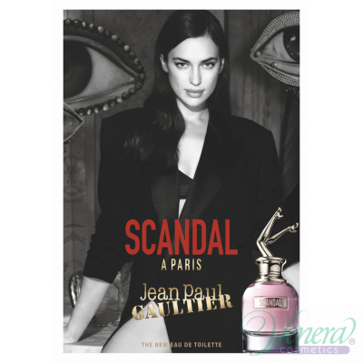 Jean Paul Gaultier Scandal A Paris EDT 30ml за Жени