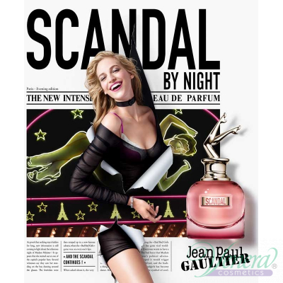 Jean Paul Gaultier Scandal By Night EDP 30ml за Жени