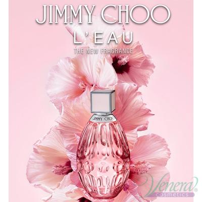Jimmy Choo L'Eau Комплект (EDT 60ml + BL 100ml) за Жени Дамски Комплекти