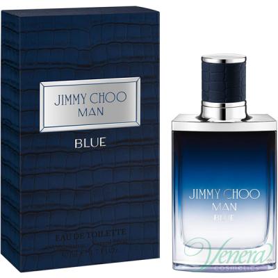 Jimmy Choo Man Blue EDT 50ml за Мъже