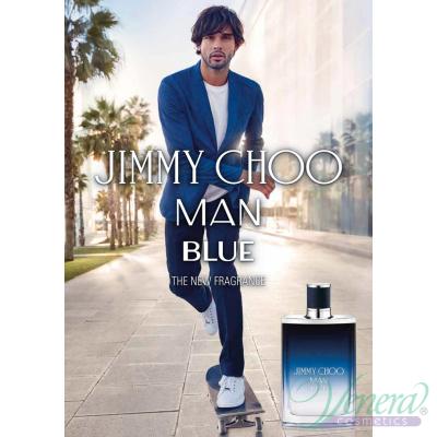 Jimmy Choo Man Blue Комплект (EDT 100ml + AS Ba...