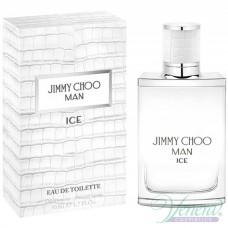 Jimmy Choo Man Ice EDT 50ml за Мъже