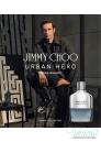 Jimmy Choo Urban Hero EDP 100ml за Мъже