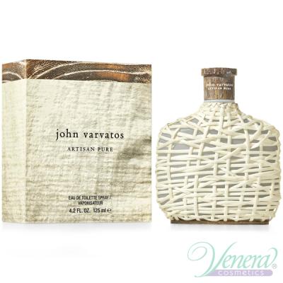 John Varvatos Artisan Pure EDT 125ml за Мъже Мъжки Парфюми