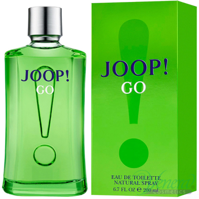 Joop! Go EDT 200ml за Мъже