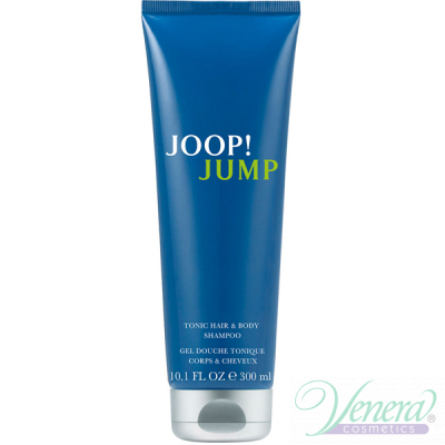 Joop! Jump Tonic Hair & Body Shampoo 300ml за Мъже