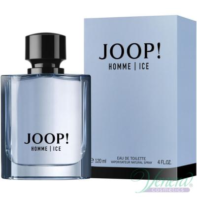 Joop! Homme Ice EDT 120ml за Мъже Мъжки Парфюми